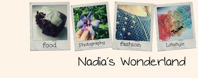 Nadia's  Wonderland