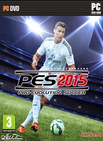 Pro Evolution Soccer 2015 Update v1.02-RELOADED
