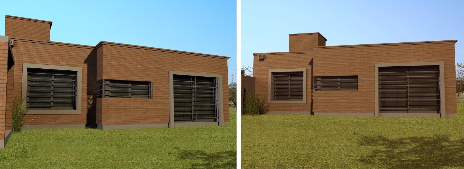 B B Arquitectura Arquitectura Residencial Vivienda Fg