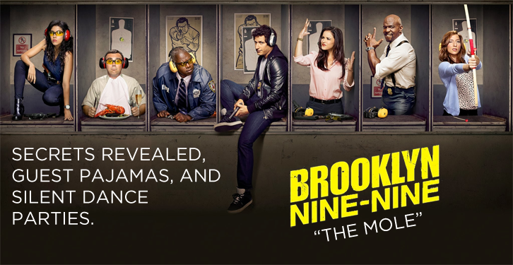 Brooklyn Nine-Nine - Episode 2.05 - The Mole - Review