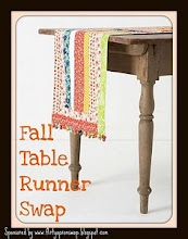 Table runner swap!