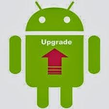 Efek buruk dalam Upgrade Android