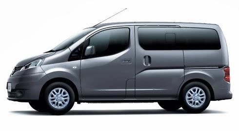 Gambar Nissan Evalia Grey Metallic