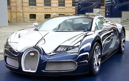 Bugatti Unveils 2 2m Sports Car With A Porcelain Caviar Tray