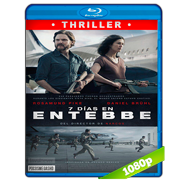 Rescate en Entebbe (2018) BRRip 1080p Audio Dual Latino-Ingles