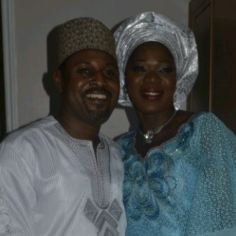saheed balogun getting married