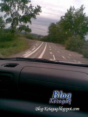 jalan raya paling pelik