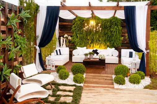 terraza con plantas verticales terrazas y jardines