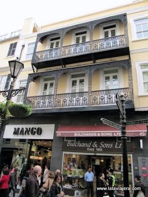 Tiendas Main Street Gibraltar