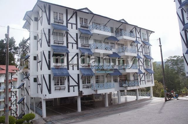 Apartment Percutian Muslim Cameron Highlands