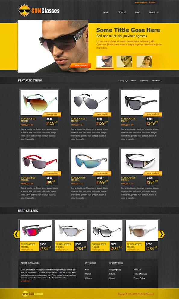 best online glasses store dj5l  Free Download Top Best Eye Glasses Store Website Templates