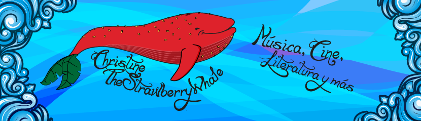 Christine, the Strawberry Whale