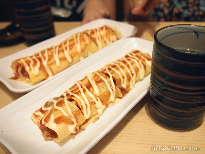 Sushi King Beef or Chicken Tonpei Yaki