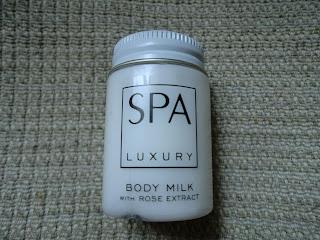 Body Milk Spa Luxuri Ainhoa