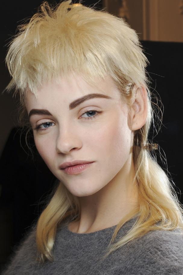 el corte de pelo mullet vuelve a estar a la modase renueva en el 2015 con looks mas modernos y sin perder su efecto intrpido - Cortes De Pelo Modernos De Mujer