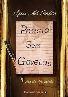 "Co-autora na antologia "" Poesia sem gavetas"""