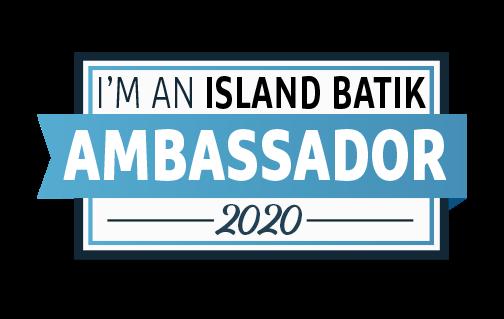 Island Batik Ambassador 2020