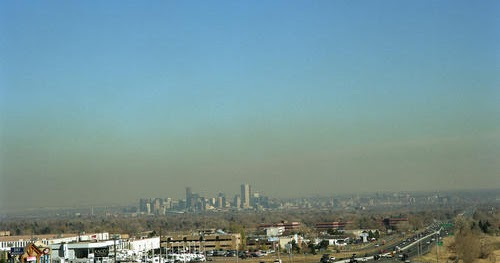Why Denver's Brown Cloud Is Back — and Why It Might Get ...
