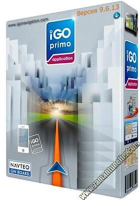 iGO Primo Mart 2013 Güncelleme