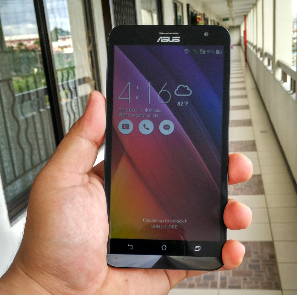 ASUS ZenFone 2 Laser Review Focus At Will
