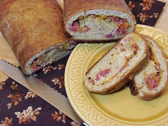 Reuben Roll Recipe
