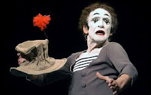 MARCEL MARCEAU - MIME, ACTOR (1923-2007)