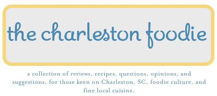 charleston foodie