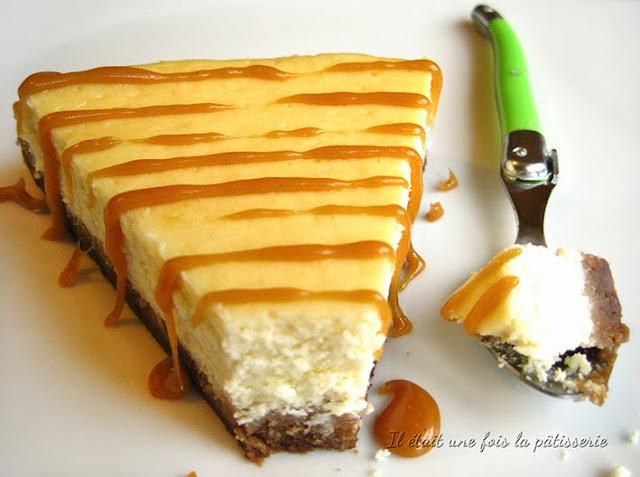 recette du cheesecake aux sp culoos il tait une fois la p tisserie. Black Bedroom Furniture Sets. Home Design Ideas