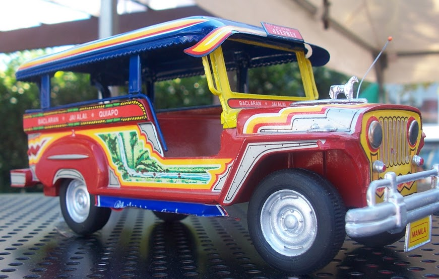 Image result for miniature jeepney