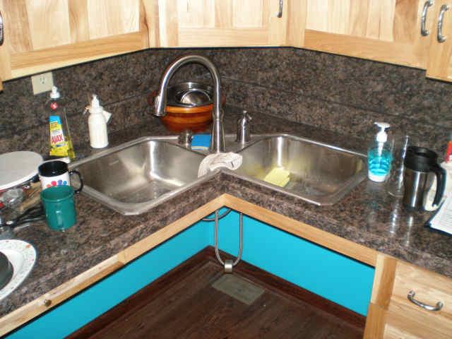 Kitchen Sink Information The Benefits Of Corner Kitchen Sink