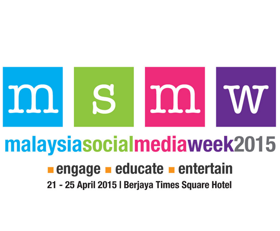 Senarai Pemenang World Bloggers and Social Media Awards MSMW 2015