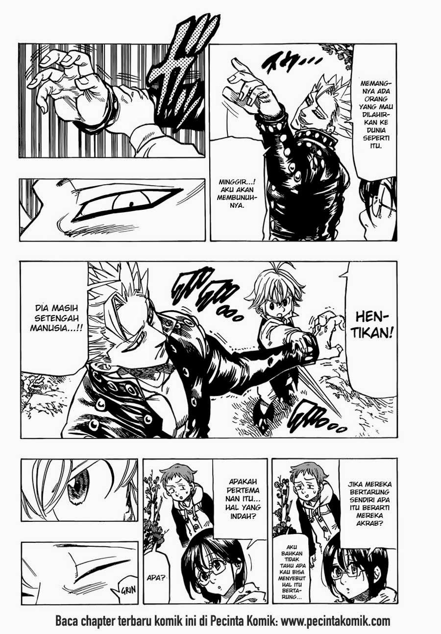 Komik nanatsu no taizai 057 - scenes from long ago 58 Indonesia nanatsu no taizai 057 - scenes from long ago Terbaru 4|Baca Manga Komik Indonesia