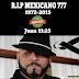 Muere el Hermano Israel Perales | Mexicano 777 | Juan316.net