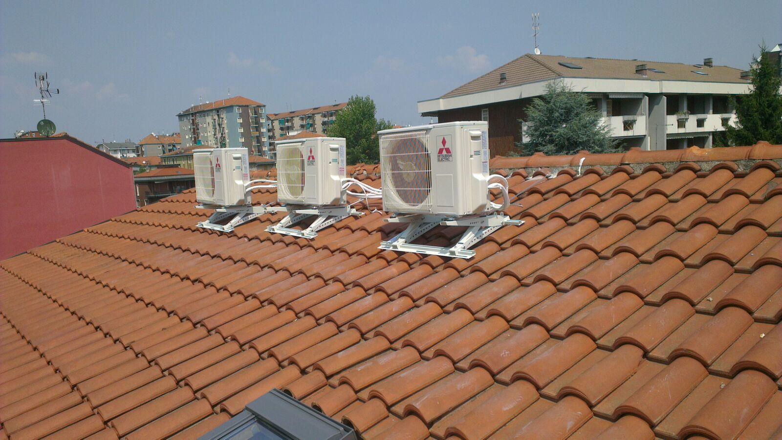 Impianti condizionamento milano climatizzazione climart for Climatizzatore casa