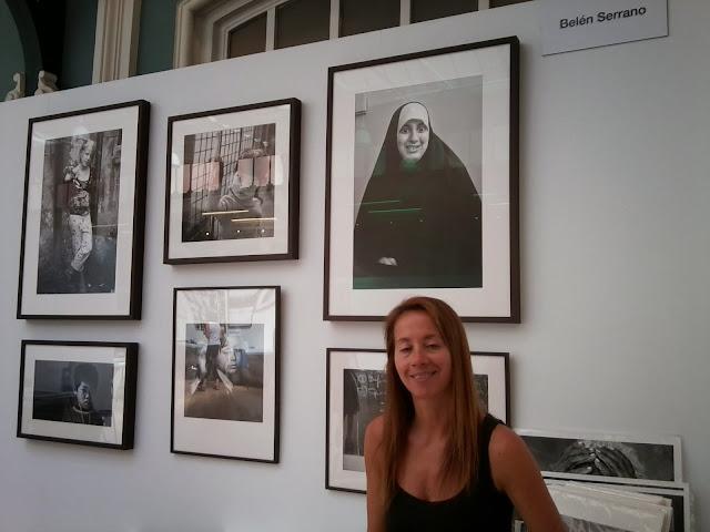 ENTREFOTOS 2013, Feria de fotografía, Fotografía de autor, Madrid, Casa del Reloj, Fotógrafos españoles, Blog de Arte, Voa-Gallery, Belén Serrano,