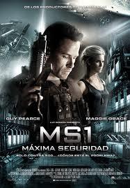 ver Maxima Seguridad (2012) Online