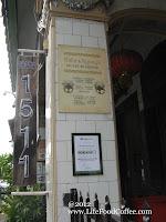 cafe 1511 in Melaka, Malaysia