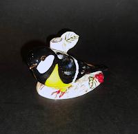 J.Bergins, dekors, kaula porcelāns, apzeltījums, 102 Ls
