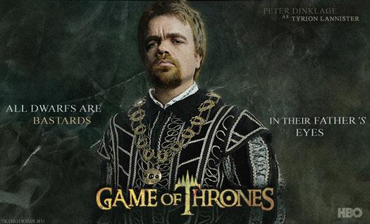 Tyrion Lannister, o melhor personagem de Game of Thrones