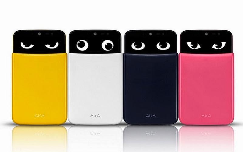 LG Perluas Pasar Smartphone Unik Seri AKA