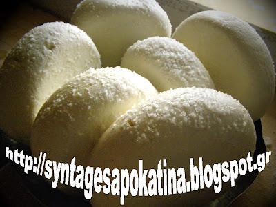 μυτζήθρα, με τον παραδοσιακό τρόπο της Κατίνας http://syntagesapokatina.blogspot.gr