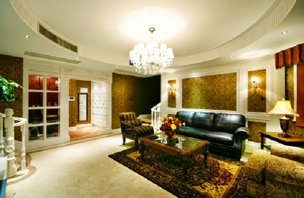 Living Room Lighting Design Ideas