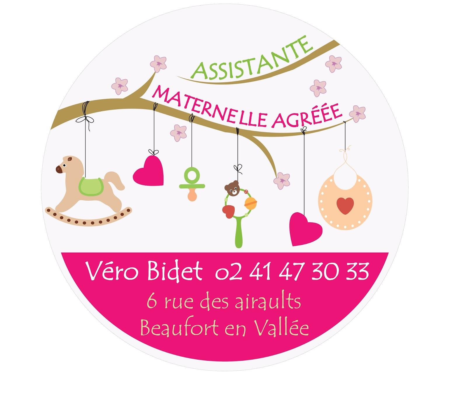 Assistante Maternelle Carte De Visite Flyer Affiche