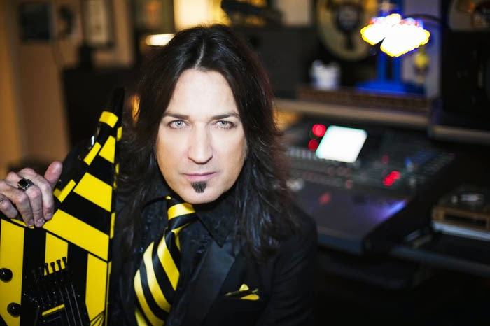 michael sweet - stryper