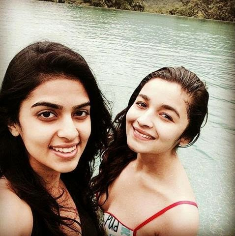 Instagram : Alia bhat and her friend at Hilton Shillim in Pune on occasion of Friendship Day