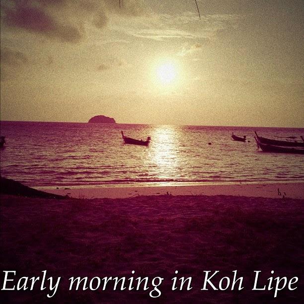 koh lipe, thailand, langkawi, byrawlins, holiday, trip, varin village