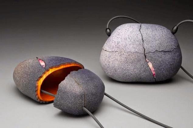 Изделия из глины своими руками камни на участке своими руками 10