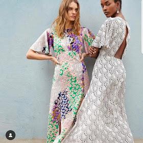 TOPSHOP AUSTIN DRESS