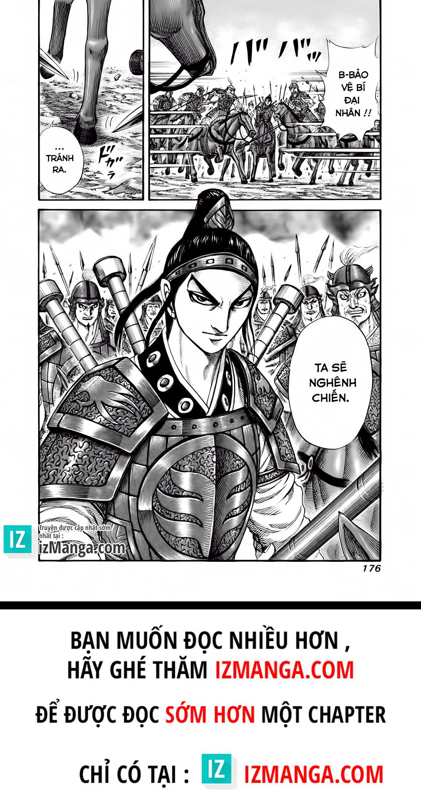 Kingdom - Vương Giả Thiên Hạ Chapter 204 page 18 - IZTruyenTranh.com