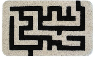 kikkerland doormats on sale
